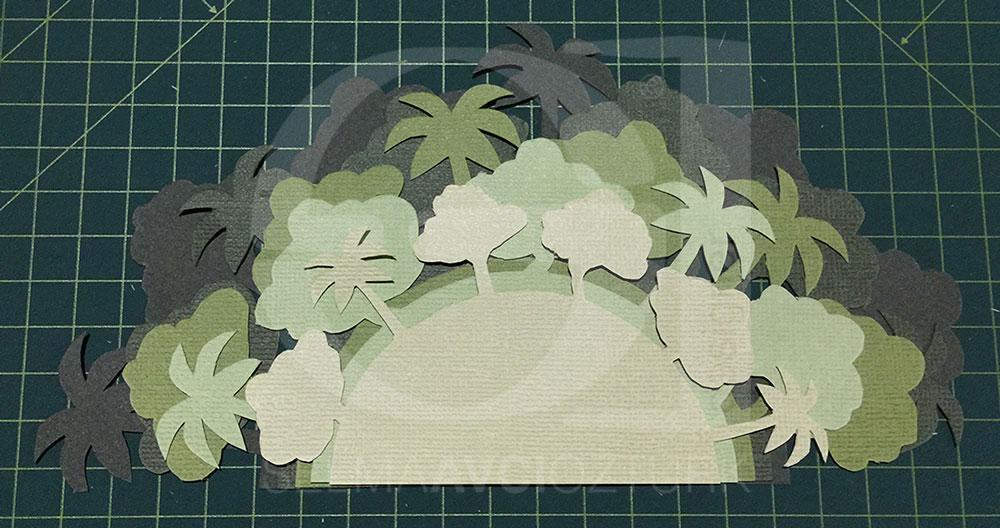 3d Paper Craft Selma Avci Ozturk